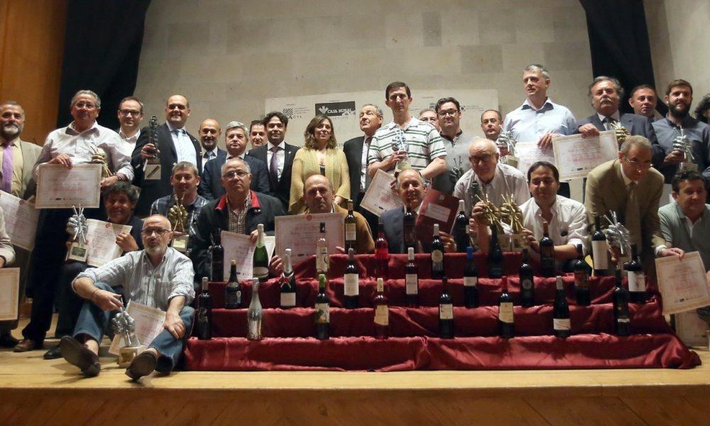 Ganadores de los Premios Manojo en la Edición pasada.