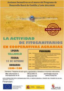 La actividad de fitosanitarios en cooperativas agrarias copia