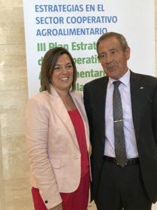 Milagros Marcos y Gabriel Alonso Resina