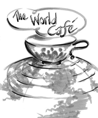 World cafe